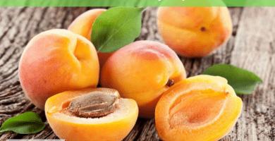 Batido de albaricoque y naranja
